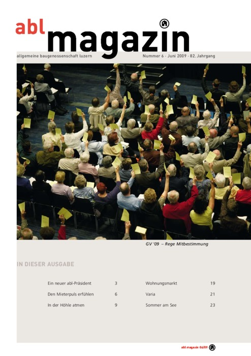 magazin Juni 2009