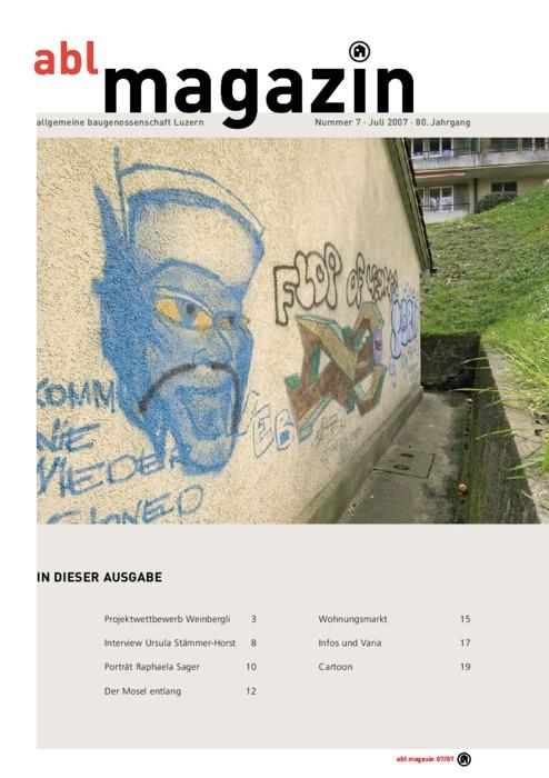 magazin Juli 2007