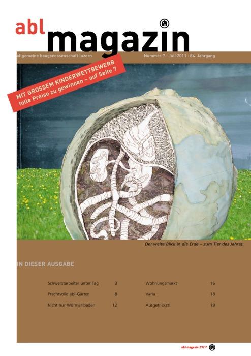 magazin Juli 2011
