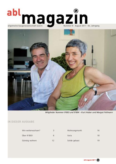 magazin August 2011
