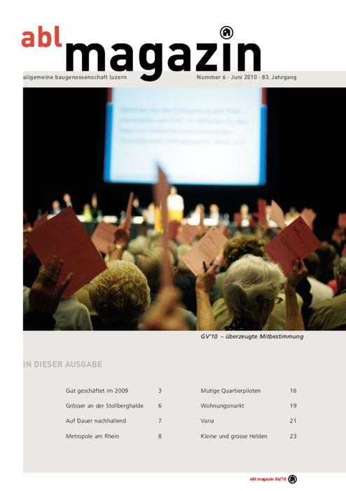 magazin Juni 2010