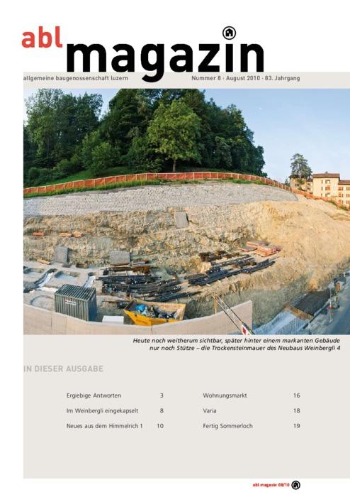 magazin August 2010