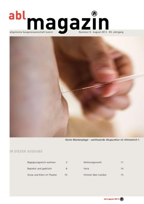 magazin August 2012