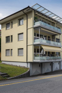 Bild Siedlung Obermattweg (Hergiswil, NW)