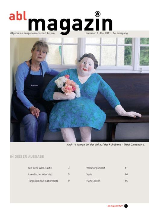 magazin Mai 2011