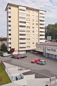 Bild Siedlung Grünauring (Littau)