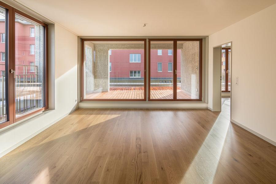 3.5-Zimmer-Dachwohnung
